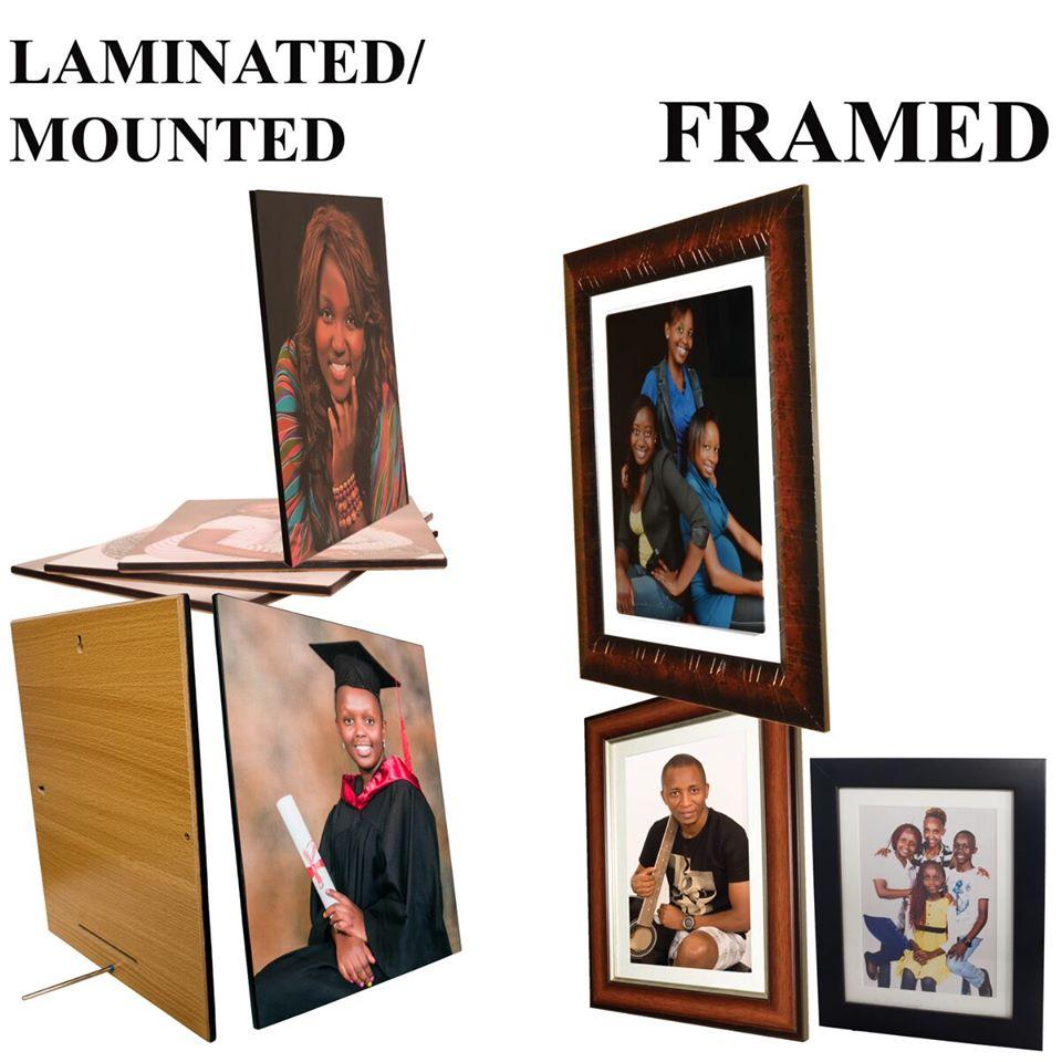 Virtual Studios Frames